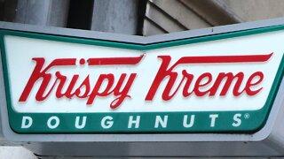 Krispy Kreme Celebrates National Doughnut Week