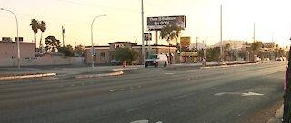 Vegas police investigate homicide east of Las Vegas Strip