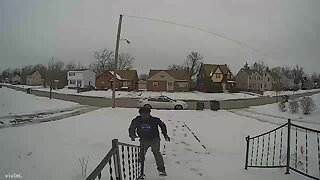 South Euclid police searching for 'porch pirate' caught on camera