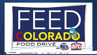 Denver7 is partnering with Arc on the Feed Colorado food drive