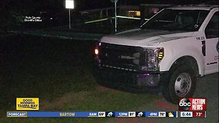 7-year-old girl airlifted to hospital after being hit by vehicle in Polk County