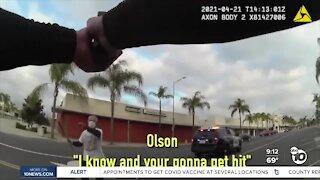 Escondido police release body cam video of deadly police shooting