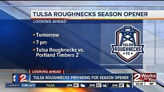 Tulsa Roughnecks Prepare for Season Opener