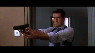 Simulation Training - James Bond
