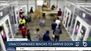 Unaccompanied migrant minors to arrive in SD soon