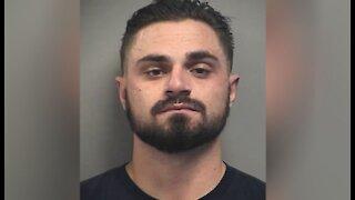 North Las Vegas police: Former officer arrested, facing multiple charges