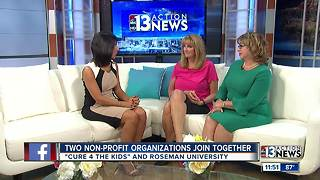 Two non-profits join together