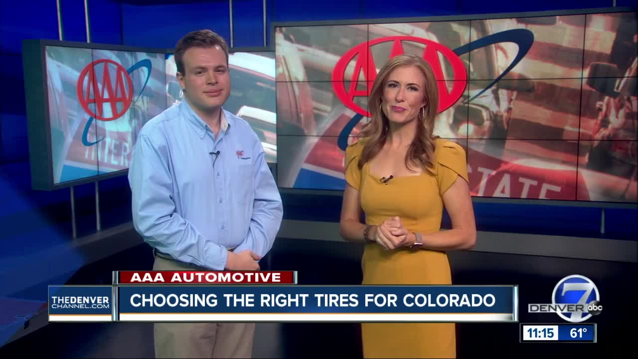 AAA- Choosing The Right Tire