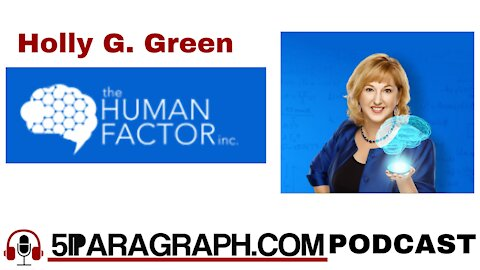The Human Factor -- Holly G. Green