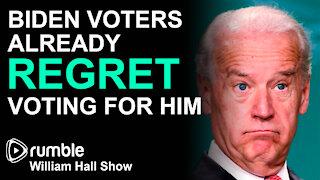 Biden Voters Already REGRET Voting For Him