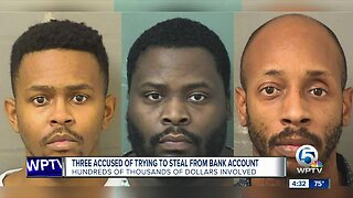 Third suspect arrested accused of stealing hundreds of thousands of dollars