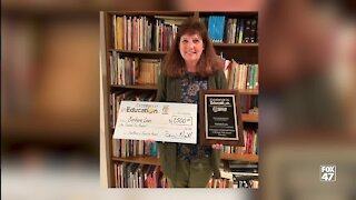 Excellence In Education - Barb Lowe - 5/12/21