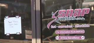 Snap Fitness closes without notice