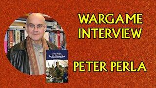 Wargame Designers: Peter Perla