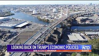 Looking Back on Trump's Economic Policies