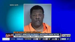 UPDATE: Man arrested in North Las Vegas double homicide case