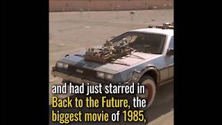 Michael J Fox From Hunk To Humble Hero