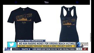 Maryland man raising money for Virginia Beach victims