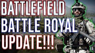 Battlefield Battle Royale Update!