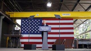 Biden Counters President Trump With 'Buy American' Economic Plan