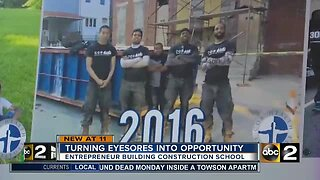 Turning eyesores into opportunity