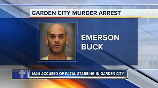 Garden City Man Charged With Second Degree Murder