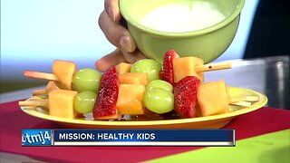 Creative ways to keep your kids eating healthy throughout the school year