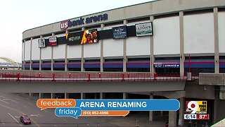 Feedback Friday: US Bank Arena renaming ideas and Kings Island coasters