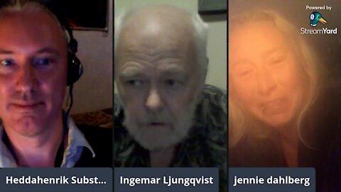 Vad är hälsa för dig? Henrik Wallin, Ingemar Ljungqvist, Jennie Dahlberg, Linus Noremalm