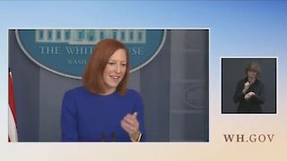 Psaki: We Don't Need To Label The Border Crisis, A Crisis