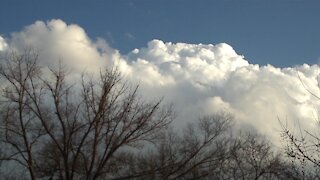 Sky Father, Earth Mother - Beautiful shots of majestic clouds and flowing water