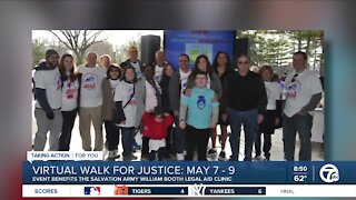 Virtual Walk For Justice