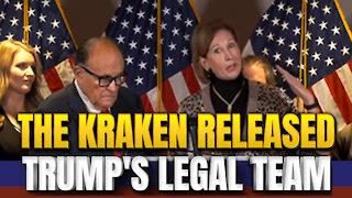 Trump's Legal Team Releases The Kraken