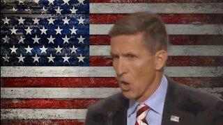 General Michael Flynn Telling It Like It Is