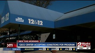 12&12 center accepting donations