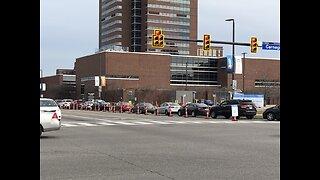 Drive-thru testing for coronavirus to start Saturday in Cleveland