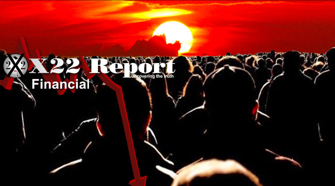 X22Report: The Fed Cannot Move Forward With Their Plan! The Great Awakening X22 Report!! - Must Video