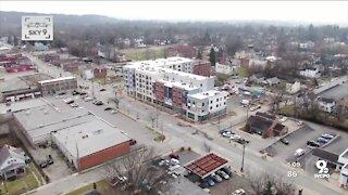 Does Madisonville development have enough parking?