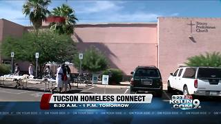 Event being held to assist homeless people