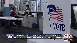 Voter registration up in Jackson County