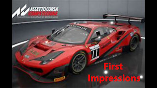 Assetto Corsa: First Impressions - Ford GT40 - Nordschleife Endurance - Germany - [00007]