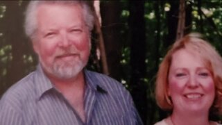 Widow grieves her husband while in quarantine