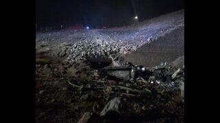 Nevada Highway Patrol reports a fatal crash on Interstate 11 near Arizona