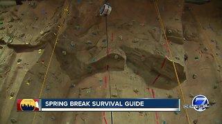 Denver7's Spring Break Survival Guide
