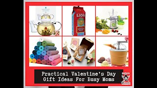 Practical Valentine's Day Gift Ideas For Busy Moms