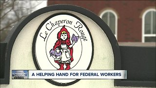 A helping hand for federal workers
