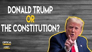 Trump or the Constitution?   01/04/21 Highlight