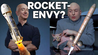 Jeff Bezos, Please Don't Return From Space
