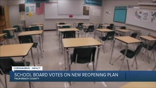 Palm Beach County School Board to vote on new plan for return to brick-and-mortar schools