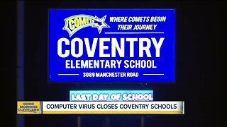 Computer virus closes Coventry schools